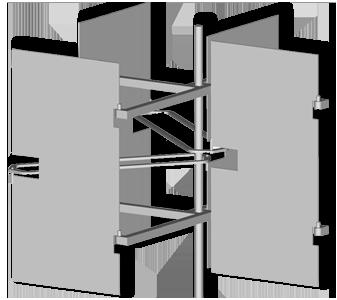 Роторные ветроустановки