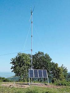 Ветро-солнечные ветроустановки