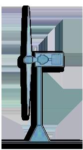 Горизонатально-осевые ветроустановки