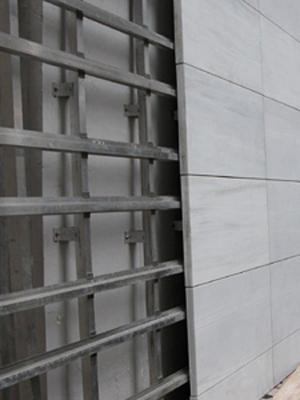 Монтаж вентилируемого фасада.