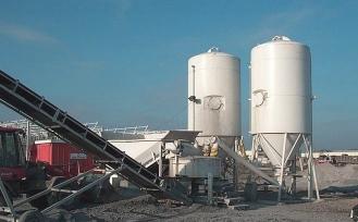 Бункеры для цемента