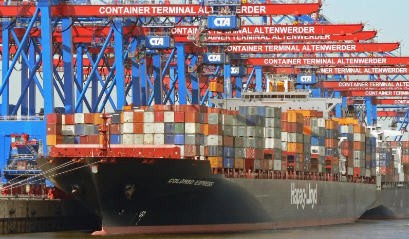 EURANS LTD > > Container Ships